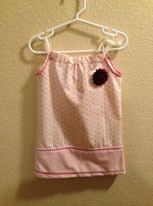 Cecelia pillowcase dress